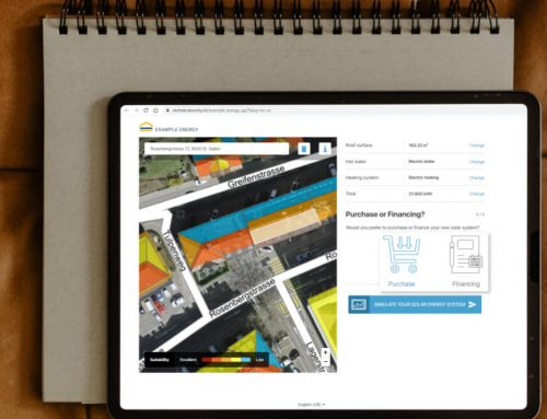 Lease option integrated in Eturnity Solar Calculator